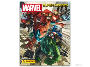 MARVEL SUPER HEROES ALBUM