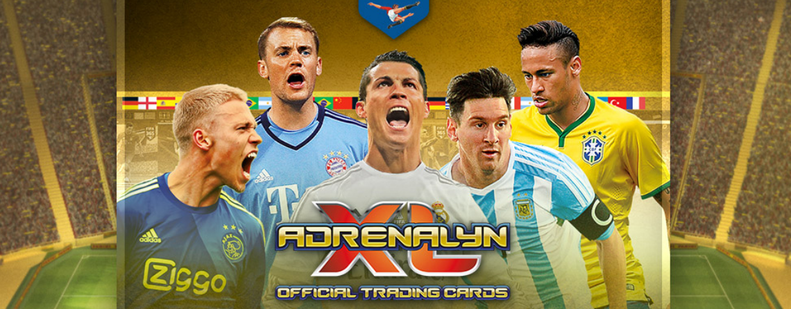 Panini Adrenalyn XL Road to World Cup 2018-Tous les 12 Défensive Rock
