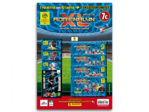 PANINI ADRENALYN XL LIGUE 1 2018-19 MULTIPACK 7 POCHETTES