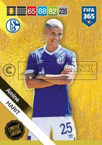PANINI FIFA 365 ADRENALYN XL 2019 LIMITED EDITION AMINE HARIT
