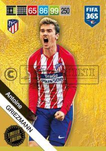 PANINI FIFA 365 ADRENALYN XL 2019 LIMITED EDITION ANTOINE GRIEZMANN