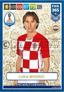 PANINI FIFA 365 ADRENALYN XL 2019 LIMITED EDITION LUKA MODRIC 02