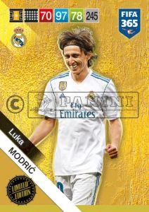 PANINI FIFA 365 ADRENALYN XL 2019 LIMITED EDITION LUKA MODRIC