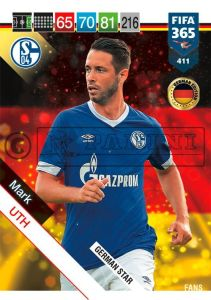 PANINI FIFA 365 ADRENALYN XL 2019 LIMITED EDITION MARK UTH