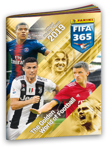 FIFA 365 STICKERS 2019 ALBUM