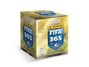 FIFA 365 STICKERS BOITE 50 POCHETTES 02