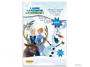 LA REINE DES NEIGES OLAF PACK