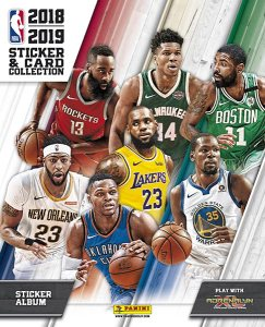 PANINI NBA 2018-2019 CARTES STICKERS ALBUM
