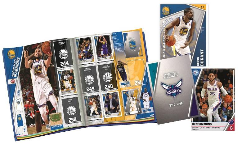 PANINI NBA 2018-2019 STICKERS GENERAL