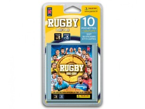 RUGBY 2018-19 BLISTER 11 POCHETTES