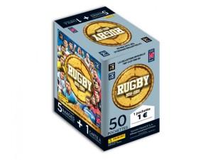 RUGBY 2018-19 BOITE 50 POCHETTES