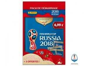 RUSSIA 2018 STICKERS STARTER PACK