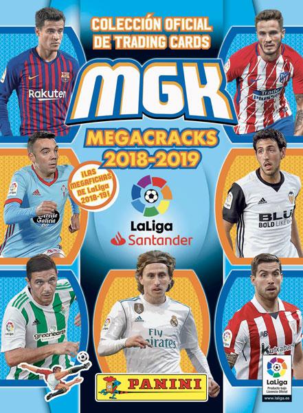 LIGA MGK 2018-19 ALBUM