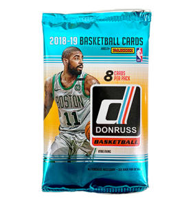 NBA TRADING CARDS 2018-19 BOOSTER