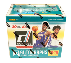 NBA TRADING CARDS 2018-19 HOBBYBOX