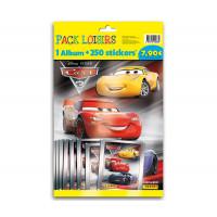 pack loisirs panini cars 3