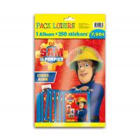 pack loisirs panini sam le pompier