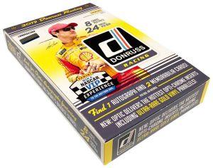 PANINI DONRUSS NASCAR 2019 BOITE 192 POCHETTES