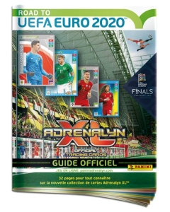 PANINI ROAD TO UEFA EURO 2020 ADRENALYN XL GUIDE