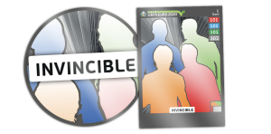 PANINI ROAD TO UEFA EURO 2020 CARTES INVINCIBLE