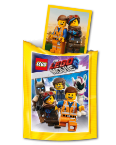 BLUE OCEAN LEGO MOVIE 2 POCHETTE