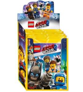 BLUE OCEAN LEGO MOVIE 2 STICKERS BOITE 36 POCHETTES
