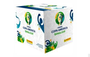 PANINI COPA AMERICA BRASIL 2019 BOITE 50 POCHETTES