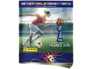 PANINI FIFA WORLD CUP WOMEN FRANCE 2019 ALBUM 02