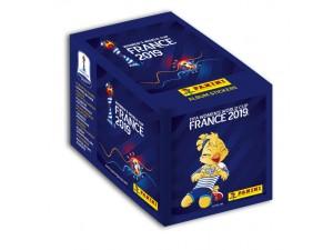 PANINI FIFA WORLD CUP WOMEN FRANCE 2019 BOITE 50 POCHETTES