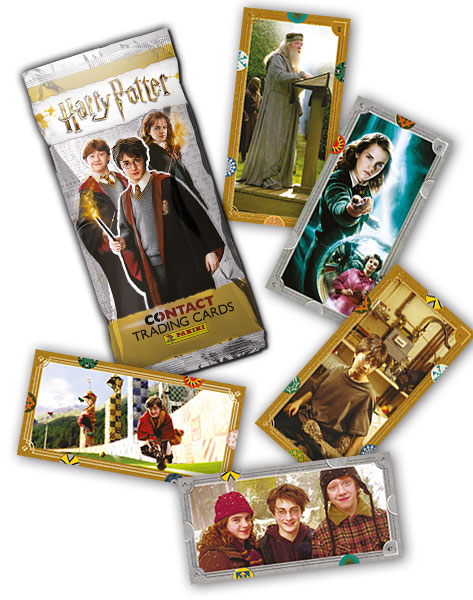 PANINI HARRY POTTER TRADING CARDS GENERAL