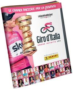 PANINI ITALIE GIRO 2019 ALBUM