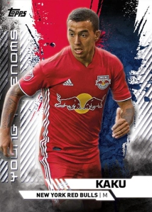 TOPPS MAJOR LEAGUE SOCCER 2019 CARTE KAKU