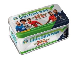 PANINI ROAD TO UEFA EURO 2020 BOITE METAL