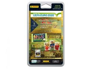 PANINI ROAD TO UEFA EURO 2020 POCHETTE PREMIUM OR