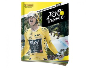 PANINI TOUR DE FRANCE 2019 STICKERS ALBUM