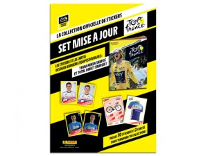 PANINI TOUR DE FRANCE 2019 STICKERS SET MISE A JOUR
