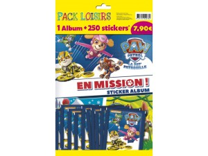 PACK LOISIRS PANINI PAT PATROUILLE MISSION