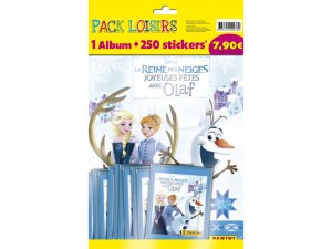 PACK LOISIRS PANINI REINE DES NEIGES OLAF