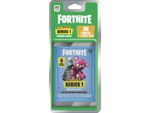 PANINI FORTNITE SERIES 1 BLISTER 6 POCHETTES