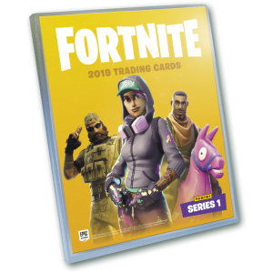 PANINI FORTNITE SERIES 1 CLASSEUR