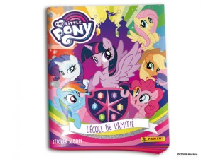 PANINI MY MITTLE PONY ECOLE ALBUM