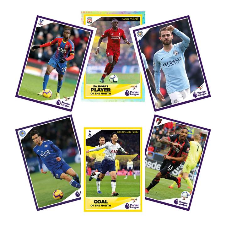 PANINI TABLOID SPECIAL EDITION CARTES