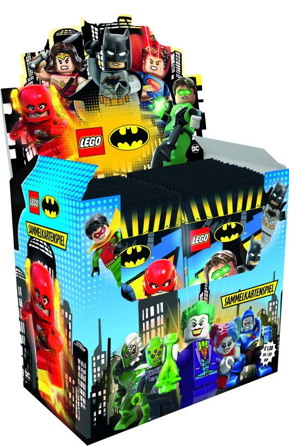 LEGO BATMAN BOITE POCHETTES