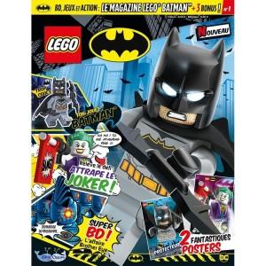 LEGO BATMAN MAGAZINE 1