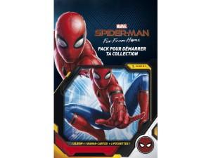 PANINI MARVEL SPIDERMAN STARTER PACK