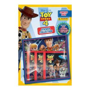 PANINI TOY STORY 4 STARTER PACK