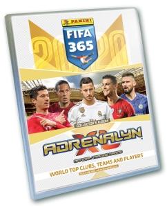 PANINI FIFA 365 ADRENALYN XL 2020 CLASSEUR
