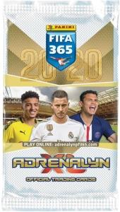 PANINI FIFA 365 ADRENALYN XL 2020 POCHETTE 02