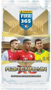 PANINI FIFA 365 ADRENALYN XL 2020 POCHETTE 03