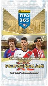 PANINI FIFA 365 ADRENALYN XL 2020 POCHETTE 04